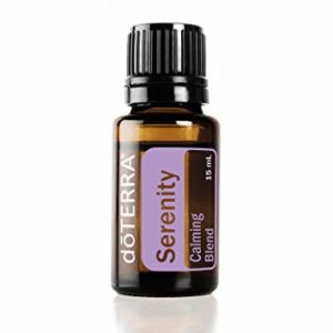 serenity essential oil.