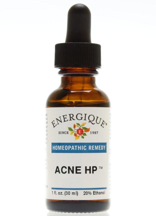 acne HP dropper bottle.