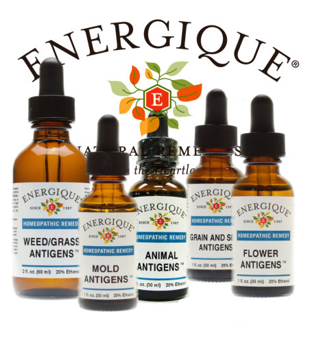 Energique Antigen remedies