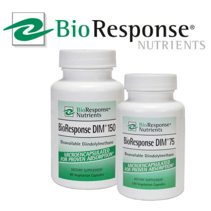 BioResponse logo with products