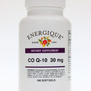 Co Q-10 C softgels from Energique