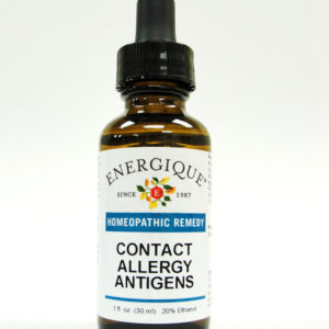 Contact Allergy Antigens.