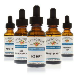 Homeopathic HP (High Potency) Formulas from Energique®