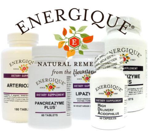 Energique Digestive Enzymes and Probiotics