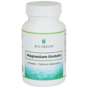 mineral supplement tablets - Magnesium Orotate tablets