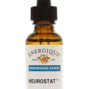 NeuroStat in glass dropper bottle.