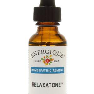 RelaxaTone in glass dropper bottle.
