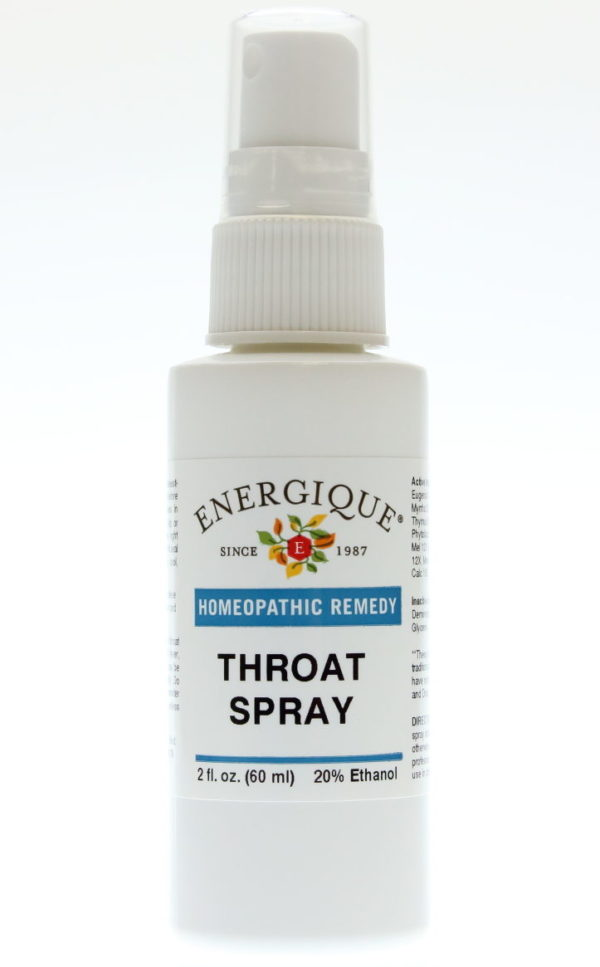 Throat Spray from Energique