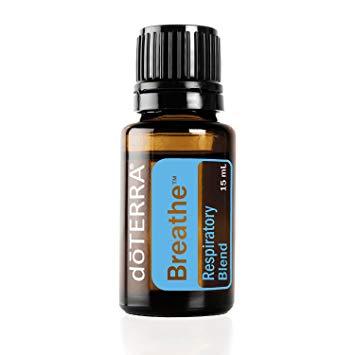 Breathe Essential Oil.