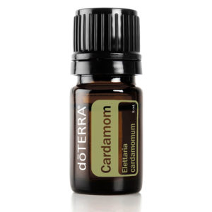 Cardamom essential oil.
