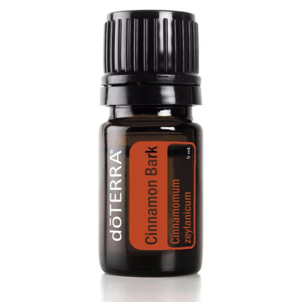 Cinnamon Bark essential oil by doTerra.