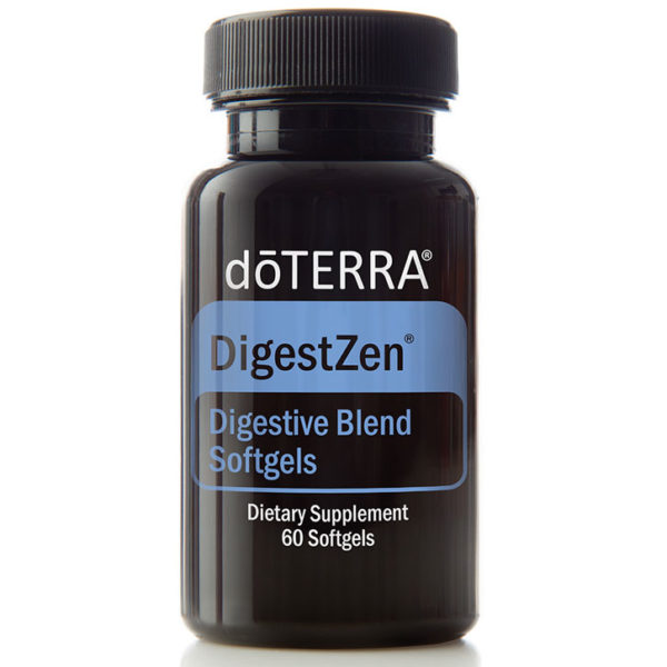 DigestZen® softgels