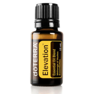 Elevation essential oil by doTerra.