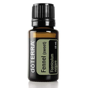 fennel essential oil.