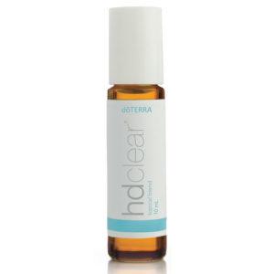 HD Clear essential oil roll-on.