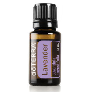 Lavender Essential Oil from DoTerra.