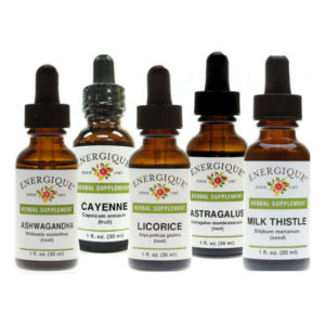 Liquefied Herbals Singles from Energique®