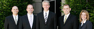 Official portrait of doTERRA's management team