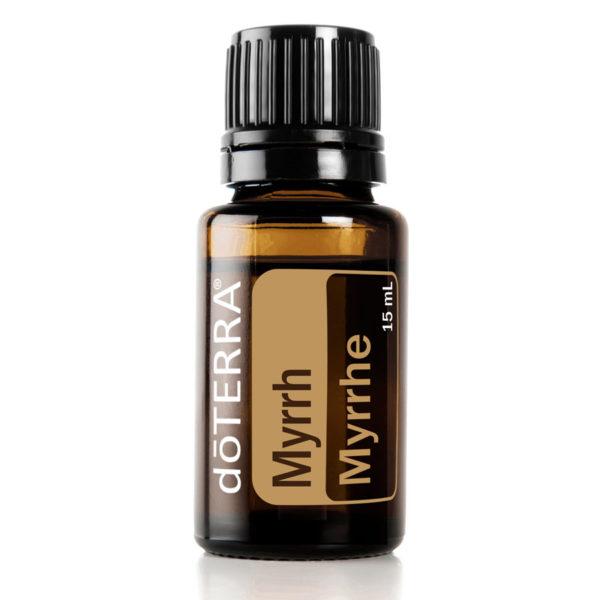 Myrrh essential oil doTerra.