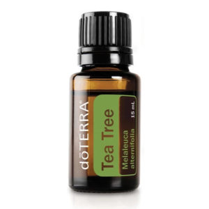 Tea Tree Oil from doTERRA.