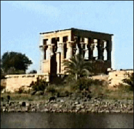 Temple on the Nile
