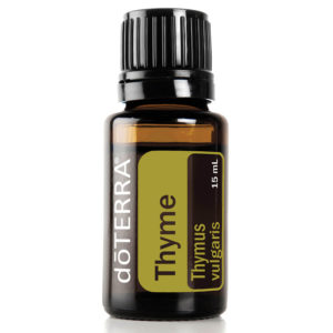 Thyme Essential Oil by doTERRA.
